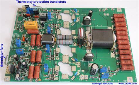 transistor hf lifier kit transistor hf lifier kit 28 images electrolink 500w lifier board kit electro broadcast rf