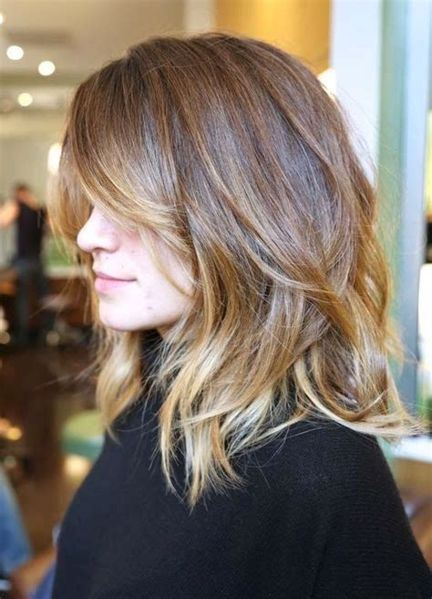 mid length hairstyles for the older person 25 best medium layered haircuts trending ideas on