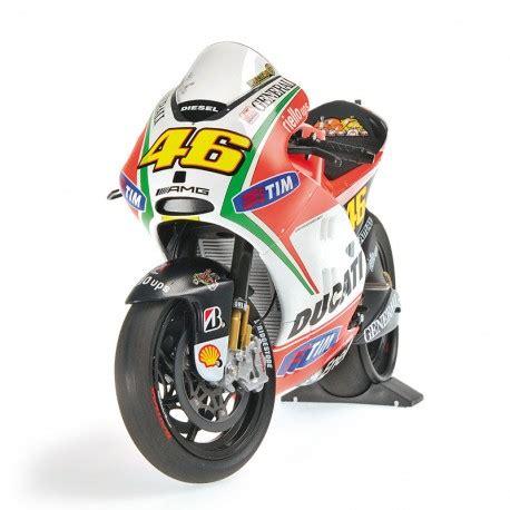 Diecast New Moto Gp Ducati Skala 1 12 Authorized ducati desmosedici gp12 moto gp 2012 valentino