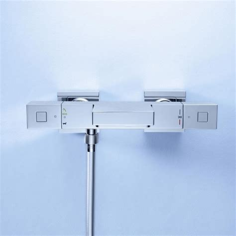 grohe bath shower mixer thermostatic grohe grohtherm cube thermostatic bath mixer 1 2 quot
