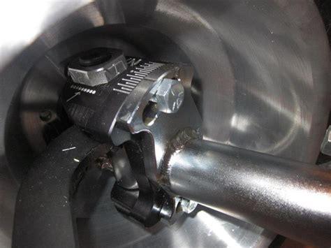Block N Camber 20039001 axle front nervo caster camber adjustment blocks fmi racing quarter parts