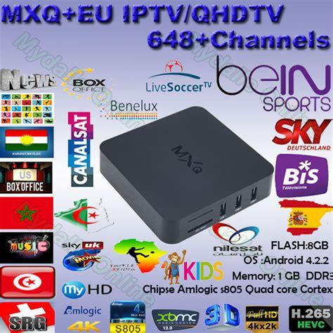 aliexpress eu aliexpress com buy qhdtv european iptv android tv box