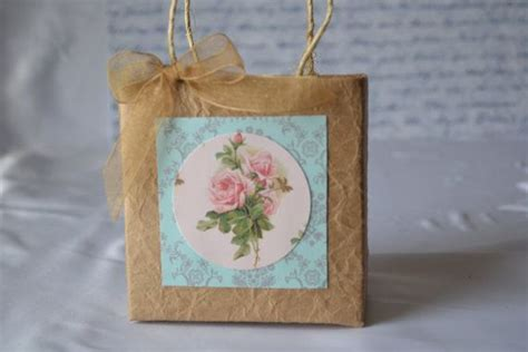 17 best images about shabbychic gift bags n tags on