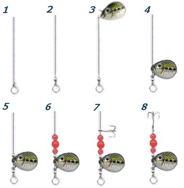how to make a wire how to make a wire fishing lure