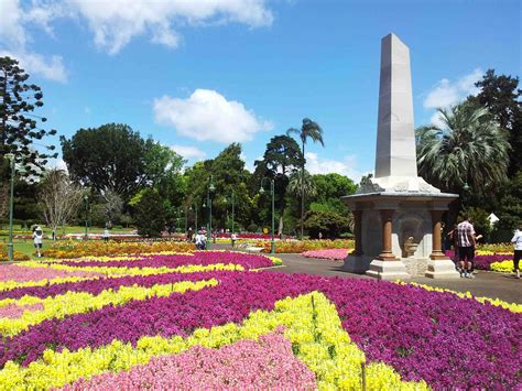 Most Beautiful States toowoomba garden and ghost capital of australia budget