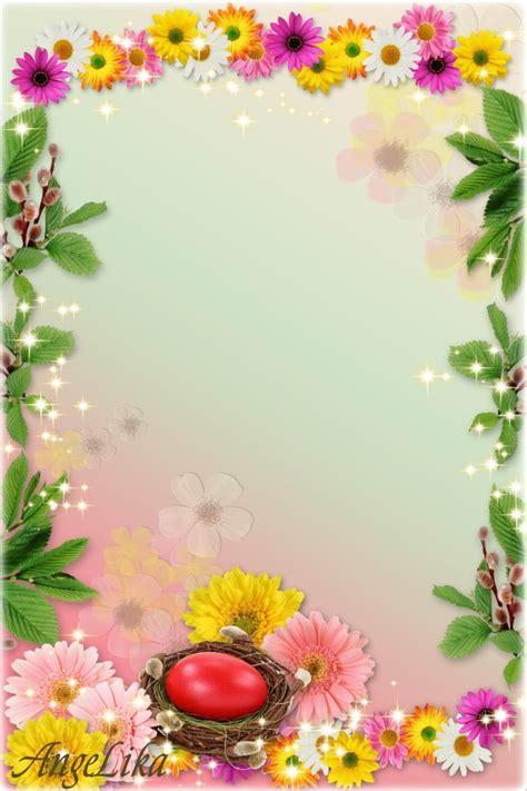 colorful border designs images colorful flower border