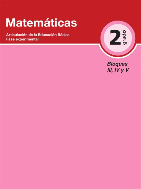 issuu coco libro de matematicas primer grado de secundaria issuu matem 225 ticas 2do grado bloques 3 4 y 5 by
