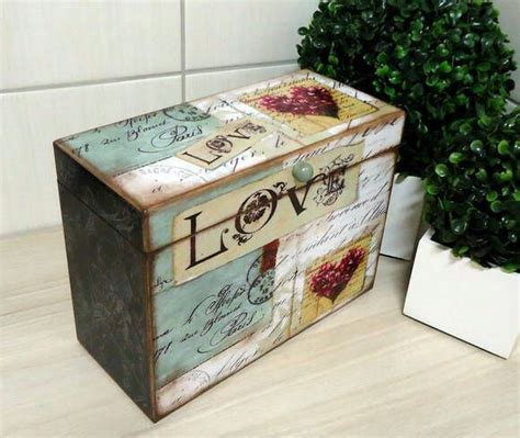 Decoupage Recipe - 104 best images about decoupage projects on