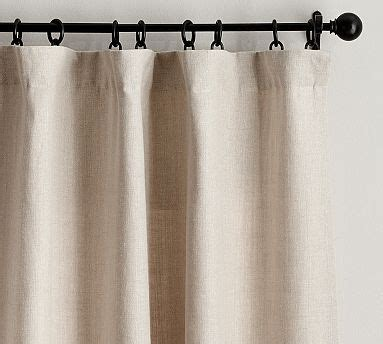 pottery barn curtain sale 134 best images about newbury living room on pinterest