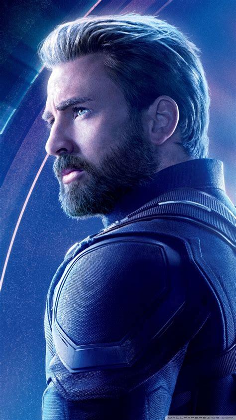 avengers infinity war captain america hd