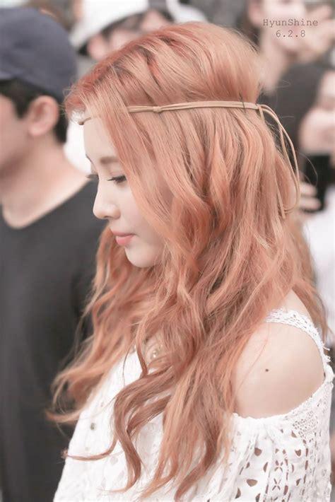 popular kpop hair colours 25 best ideas about korean hair color on pinterest hair