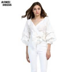 get cheap tie blouses aliexpress alibaba