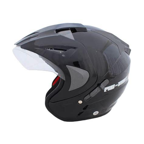 Helm Wto Jual Fbo Wto Helmet Pro Sight Hitam Helm Open
