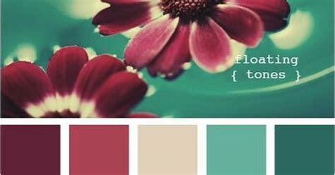colors to go with a burgundy and found on http engelta hubpages hub 30 designers