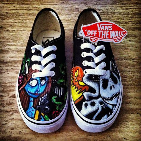 custom shoes for nightmare before custom vans shoes