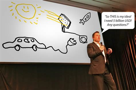 elon musk presentation what if awesome people gave awful presentations prezibase