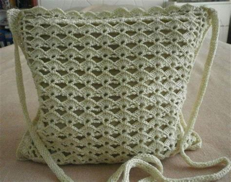 pattern for simple pouch crochet bag easy creatys for