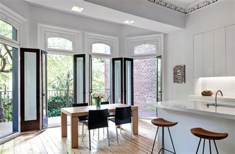 Home Design Nyc Victorian Old Townhouse In New York City Home Design And