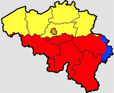 regions of belgium map file belgium provinces regions striped png