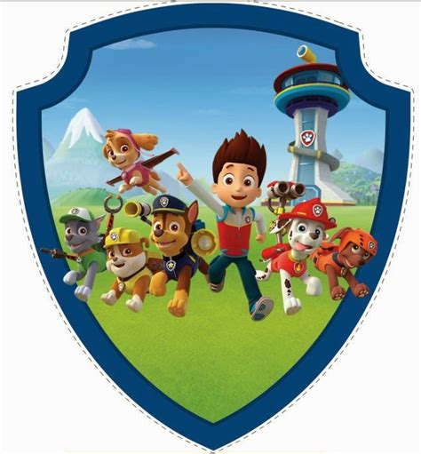 printable paw patrol paw patrol on pinterest paw patrol party paw patrol