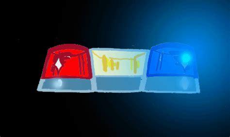 police car flashing lights gif various animated police cars