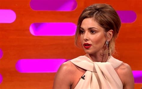 graham norton tattoo on neck pin cheryl cole has the perfect smile pictures news and