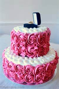 zwecken kuchen manju s delights cake for an engagement with roses