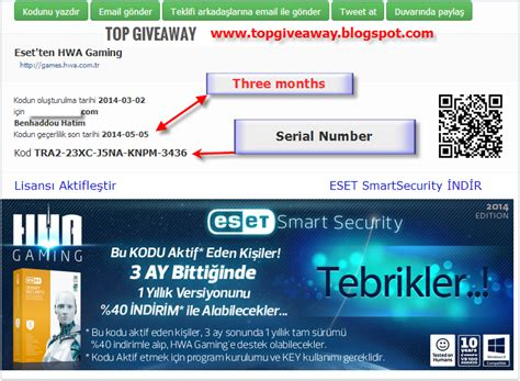 eset smart security full version username and password get eset smart security free for 90 days software