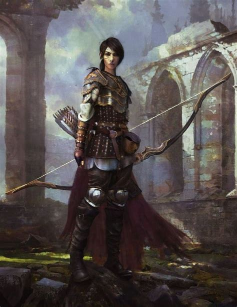 Noblassse Lord Of Vire 222 best class ranger images on warriors character and elves