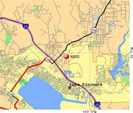 where is lake elsinore california map 92532 zip code lake elsinore california profile homes