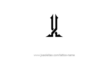 x roman numeral tattoo designs tattoos with names