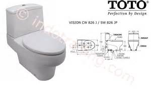 Cheap Bathtub Faucets Sell Toto Toilet Cw 826j Sw826jp From Indonesia By Kamar