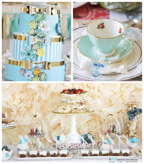 baby shower high tea ideas kara s ideas baby shower tea via kara s