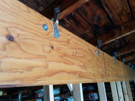 Sagging rafters in detached garage roof   DoItYourself.com