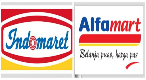 Panci Alfamart indomaret vs alfamart pertarungan sengit raksasa ritel