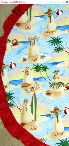 beach themed tree skirt 1000 images about tole on and beaches