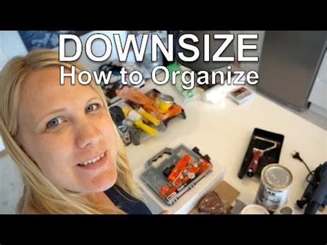 downsize your stuff method for organizing downsizing your stuff my mini