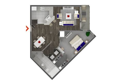 one bedroom apartments in atlanta studio 1 2 bedroom apartments in atlanta highland walk