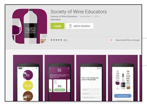 wine for android wine quiz app wine wit and wisdom