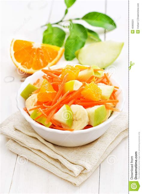 slices of design salad bowl by bosa stylepark fruit vegetable salad in white bowl stock photo image