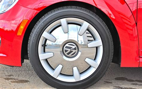 volkswagen bug wheels review 2012 volkswagen beetle 2 5l wheels egmcartech
