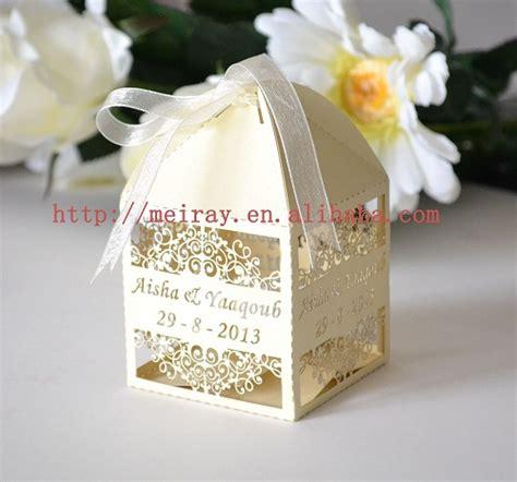 Wedding Gift Uae by Gold White Wedding Graduation Favors Arabic
