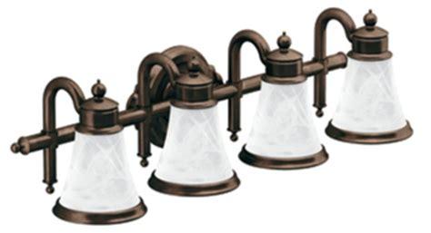 symphony oil rubbed bronze four light bathroom fixture moen yb9864orb waterhill 4 light bathroom fixture oil