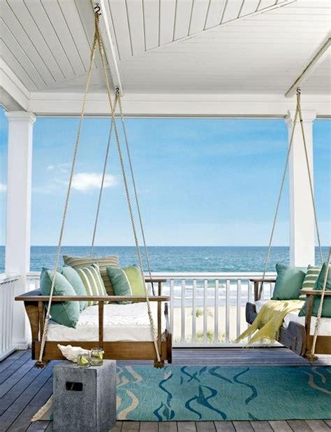 carolina swing 65 beachy porches and patios house porch outer banks