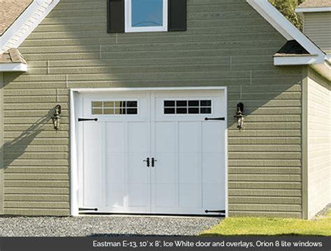 eastman   township traditional style garage door