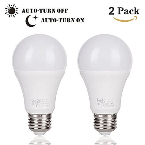 dust to led lights tento lighting dust to light bulbs outdoor pack of 2