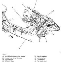 chevrolet silverado 1500 i swapped np246 transfer build