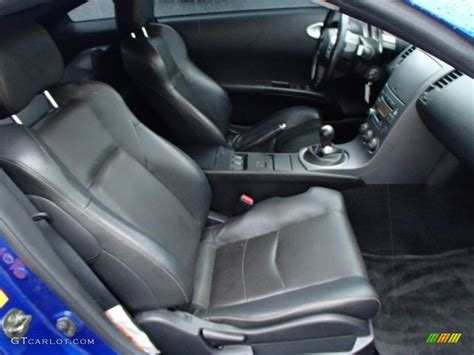 2003 Nissan 350z Interior by 2003 Nissan 350z Touring Coupe Interior Color Photos