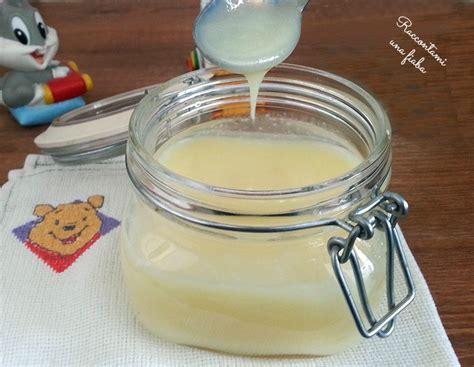 latte condensato fatto in casa latte condensato fatto in casa raccontami una fiaba