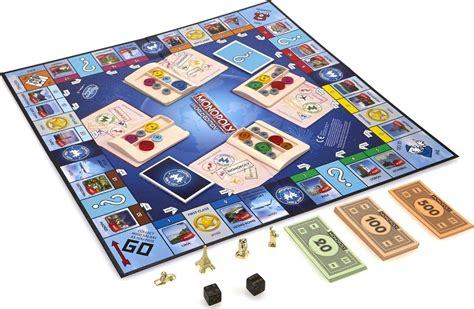 The Mars Monopoly monopoly monde version 2015